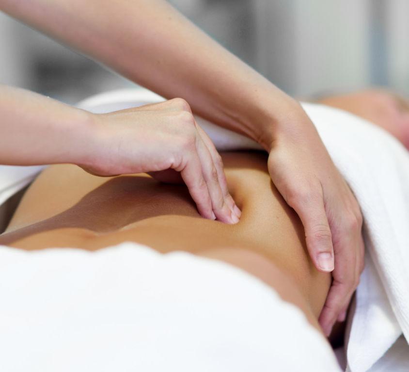 Pregnancy Massage (Demo)