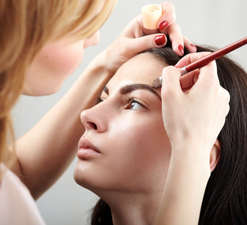 Make Up Services (Demo)