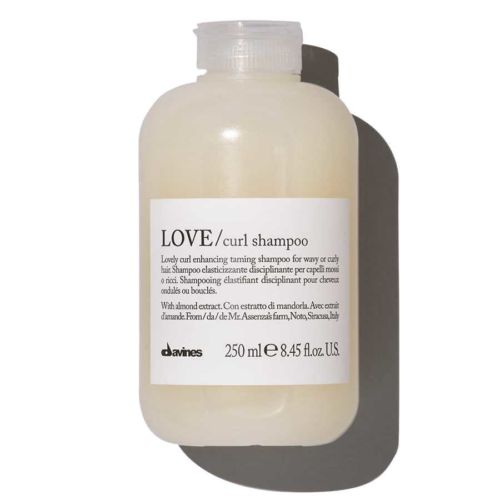 LOVE шампунь для усиления завитка