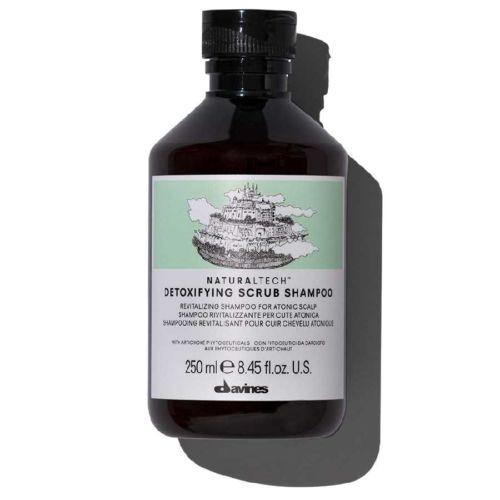NT Detoxifying детоксицирующий шампунь-скраб